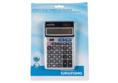 Grundig calculator 12digit solar 387x304x242mm