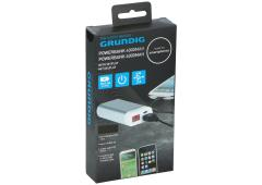 Grundig powerbank 4000mAh met display