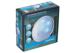 Grundig lamp LED met sensor