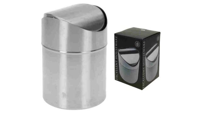 Tafel Prullenbak Rvs : Tafel afvalbakje rvs cm cilgro b v