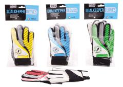 Sports Active keepershandschoenen 4 assorti kleuren