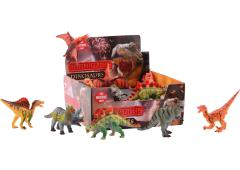 Animal World dinosaurussen in display +/- 17cm