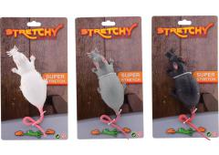 Animal World rat stretch 3 assorti