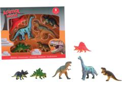 Animal World dinosaurus assortiment in doos