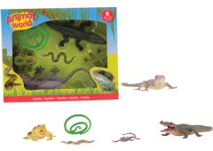 Animal World reptielen assortiment in doos