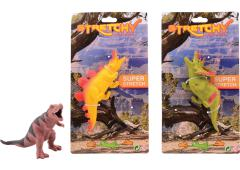 Animal World Dinosaurus, stretch, 3 assorti