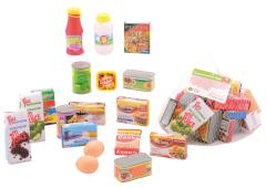 Home and Shopping Supermarkt accessoires 18 stuks