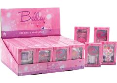 Bella make-up set in display 6 assorti