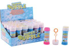 Aqua Fun Bellenblaas met spel in display 50ml