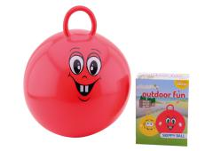 Outdoor Fun skippybal 50 cm 2 assorti