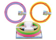 Outdoor Fun frisbee 3 assorti 18 stuks