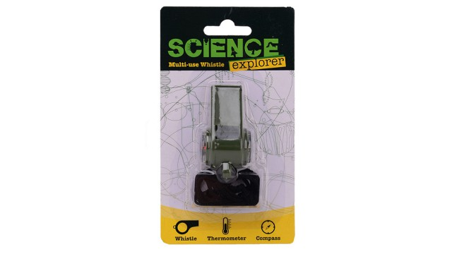 Science Explorer multi-use fluit op kaart