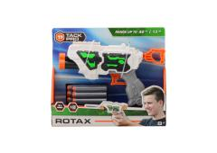 Tack Pro Rotax 1 with 3 round barrel and 6 darts