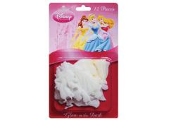 Glow in the dark Princess 12 st. blister