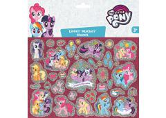 Totum My Little Pony Laser Holo Stickersheet