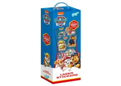 Totum Paw Patrol Sticker Box 4 rollen