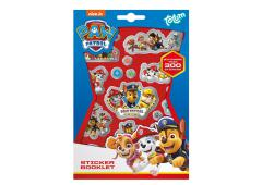 Totum Paw Patrol Sticker book 4 sheets
