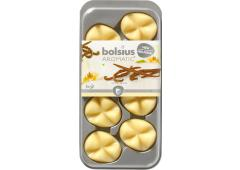 Bolsius Aromatic wax melts 8 stuks Vanilla