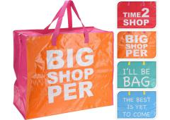 Boodschappentas Big Shopper 4 assorti