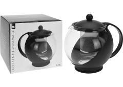 Theepot glas 1250ml
