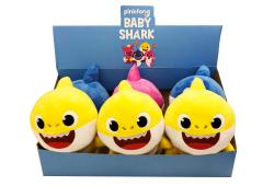 Baby Shark - Shark Family Sound Doll - Assoritment
