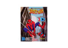 Marvel Spiderman in 3D